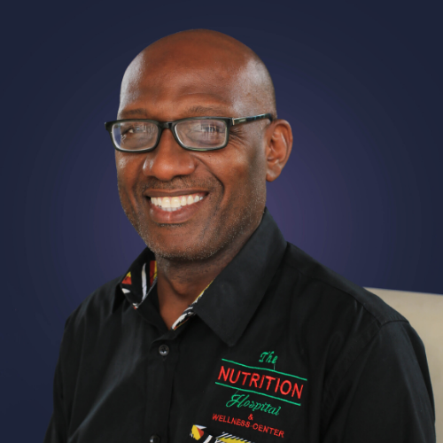 Dr. Patrick Ijewere